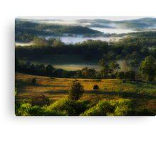 """Mornings Light"" Canvas Print"