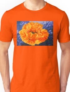 Golden Poppy Unisex T-Shirt