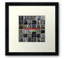 KaneFan57 v2 Framed Print