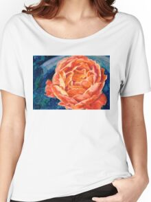 Passion Rose Women's Relaxed Fit T-Shirt
