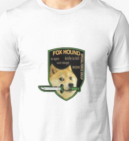 Metal Gear Doge Unisex T-Shirt