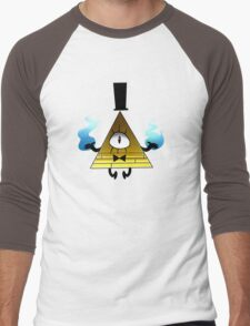 Bill Cipher Men's Baseball ¾ T-Shirt
