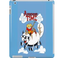 Adventure of time: The Last Air Bender iPad Case/Skin