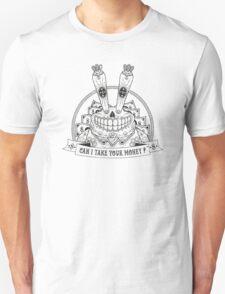 Día de Eugene Krabs Unisex T-Shirt