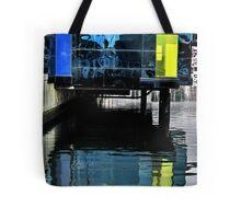 dockside. docklands, melbourne Tote Bag