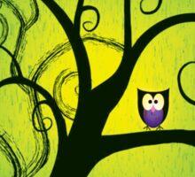hoohoo - tee Sticker