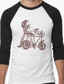 mr. rick shaw Men's Baseball ¾ T-Shirt