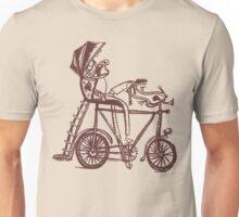 mr. rick shaw Unisex T-Shirt