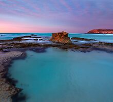 Tidepool Dawn by DawsonImages