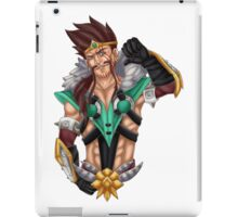Draven iPad Case/Skin