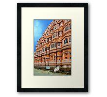 Hawa Mahal, Jaipur Framed Print