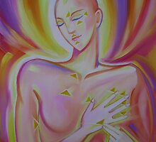 Energy Points - the EFT Tapping Points by Jane Delaford Taylor