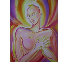 Energy Points - the EFT Tapping Points Photographic Print
