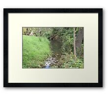 Brownhill Creek Recreation Reserve, S.A. Framed Print