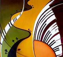 Piano Tunes by agatakobus