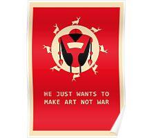 Robot Randy Poster