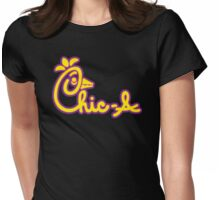 Chica Womens Fitted T-Shirt