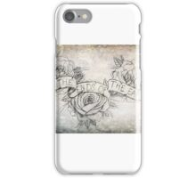 To The Ends Of The Earth iPhone Case/Skin