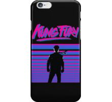 Kung Fury T-shirt iPhone Case/Skin