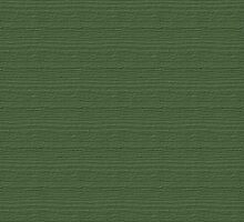 Vineyard Green Wood Grain Texture Color Accent by SaraValor