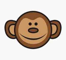 Cheeky Monkey by Stuart Stolzenberg