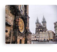 Staroměstské náměstí II Canvas Print