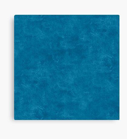 Seaport Oil Pastel Color Accent Canvas Print