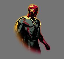 Avengers: Age of Ultron - The Vision by MikeTheGinger94