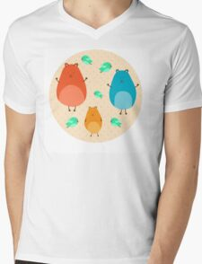 Cartoon funny hamsters T-Shirt