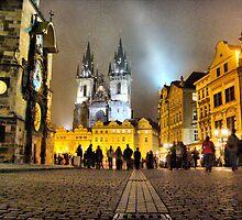 Staroměstské náměstí I by Eyal Geiger