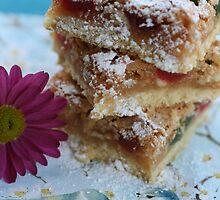 Cherry Almond Slice by Joy Watson