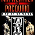 Mayweather vs. Pacquiao - POSTER 3 by reypuzon