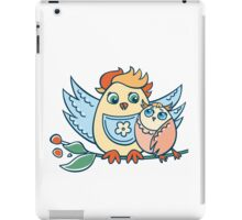 Wonderful birdies iPad Case/Skin
