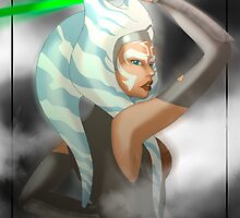 Ahsoka Tano - Rebels by The Quiet Storm