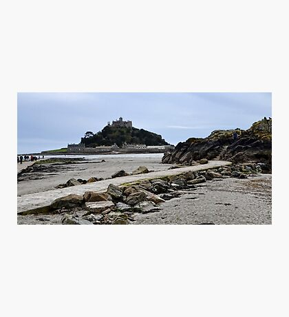 St Michaels Mount,  Cornwall Photographic Print