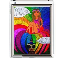 le parfum iPad Case/Skin