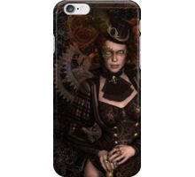 Lady Steampunk iPhone Case/Skin