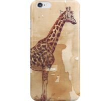 Lean and tall iPhone Case/Skin