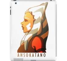 Commander Tano iPad Case/Skin