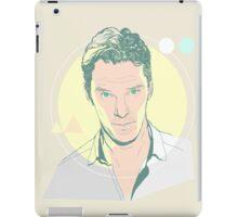 The Cumberbatch's Gaze  iPad Case/Skin
