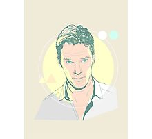 The Cumberbatch's Gaze  Photographic Print