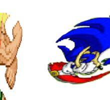 Sonic Boom Sticker