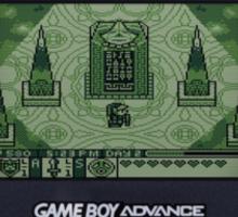 Classic Gameboy Sticker