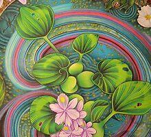 Hyacinth Dream by JacquelynsArt