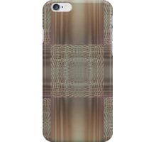 Digital embroidery iPhone Case/Skin