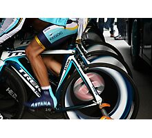 Astana warm up Photographic Print