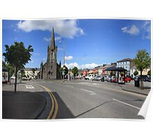 Listowel town center Poster