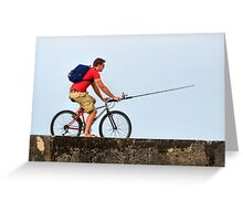 High Rider Greeting Card