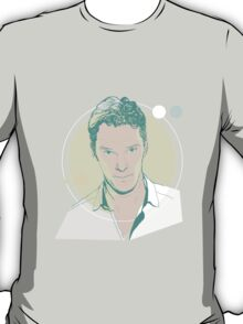 The Cumberbatch's Gaze  T-Shirt