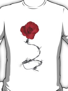 Barbed Rose T-Shirt